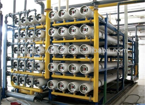 Power plant boiler Water Supply System